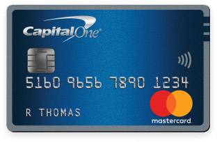 Capital One Platinum MasterCard Login for Costco and Cash Back