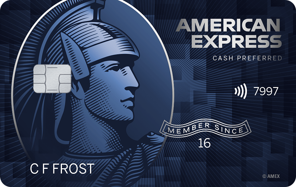 Blue Cash Preferred Credit Card from American Express Application