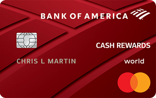 Bank of America Cash Rewards Credit Card – Top Gas Card How to Apply