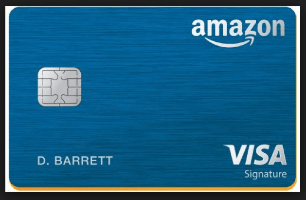 Amazon Visa Credit Card Features and Application