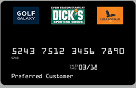 Dick's Sporting Goods Credit Card Login Online | Pay Bill Online
