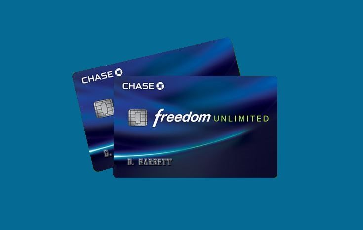 Chase Freedom Unlimited Credit Card Features and Application