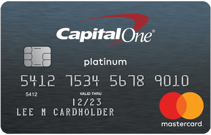 Capital One Secured Credit Card | Top Unsecured Credit Card for Bad Credit
