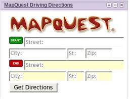 MapQuest Driving Directions – www.mapquest.com Maps Route