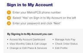 www.metropcs.com Features | Manage Account Online