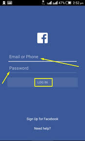FB Login – www.facebook.com Home Page Sign Up | Mobile